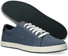 Blauwe TOMMY HILFIGER Lage sneakers ICONIC LONG LACE  - small