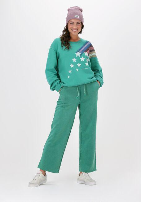 Groene LEON & HARRPER Sweater SORTIE JC55 COMET  - large