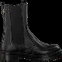 Zwarte HABOOB Chelsea boots P6720 - medium