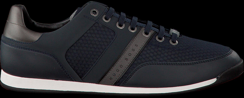 Chaussures De Sport Bleu Patron Hugo Labyrinthe 50379355 vTL7ekGF8r