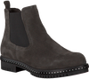 Grijze OMODA Chelsea boots 74B-010  - small