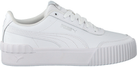 Witte PUMA Lage sneakers CARINA LIFT TW  - medium
