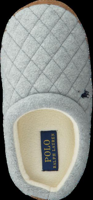 Grijze POLO RALPH LAUREN Pantoffels WOMENS'S JACQUE QUILT SCUFF  - large