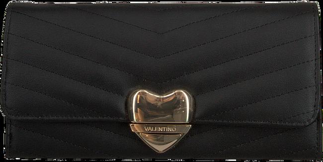 Zwarte VALENTINO HANDBAGS Portemonnee RAPUNZEL SPECIAL ZIP AROUND WALLET - large