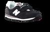 Zwarte NEW BALANCE Sneakers KE420 KIDS  - small