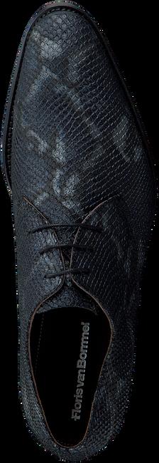 Blauwe FLORIS VAN BOMMEL Nette schoenen 18124  - large