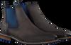 Grijze BRAEND Chelsea boots 24601 - small