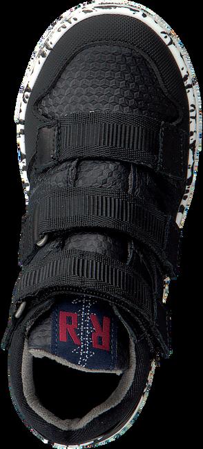 Zwarte RED-RAG Sneakers 13357  - large