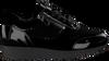 Zwarte HASSIA Sneakers 1825 - small