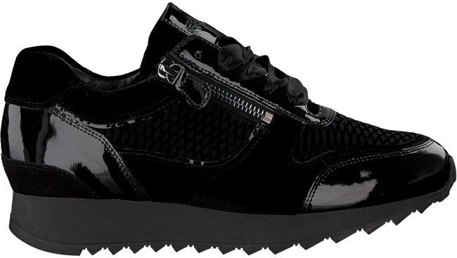 Zwarte HASSIA Sneakers 1825 - large