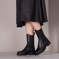 Zwarte TANGO Chelsea boots JULIE - medium