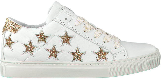 Witte GIGA Sneakers 9022  - large