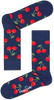 Blauwe HAPPY SOCKS Sokken CHERRY - small