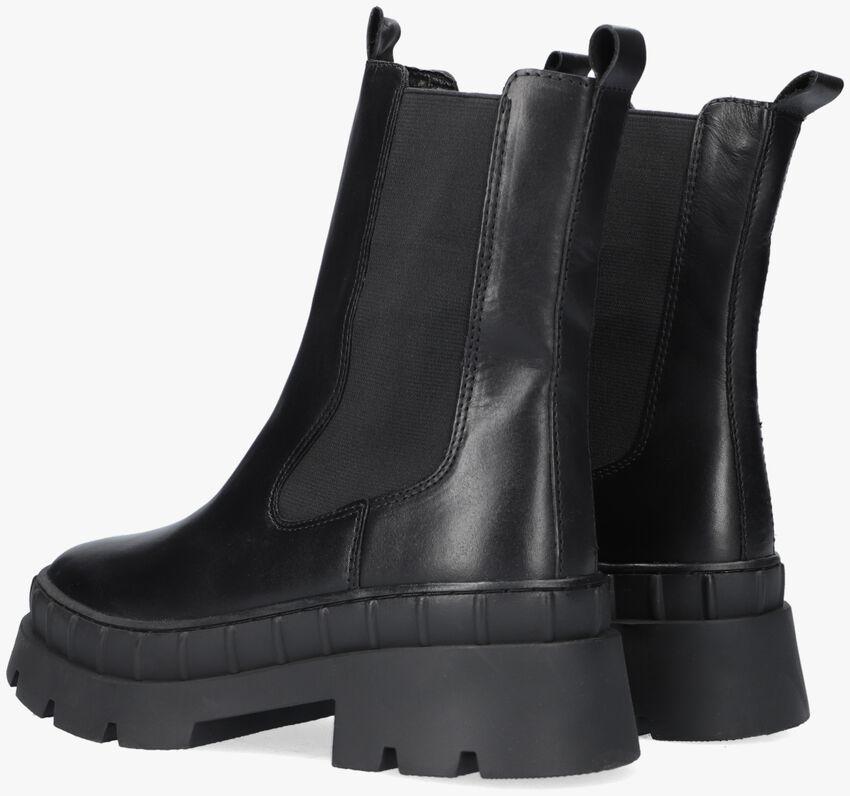 Zwarte OMODA Chelsea boots LPNORA-02  - larger
