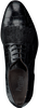 Zwarte PERTINI Veterschoenen 182W11974D1 - small