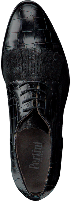 Zwarte PERTINI Veterschoenen 182W11974D1 - large