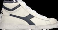 Witte DIADORA Hoge sneaker GAME L HIGH WAXED  - medium