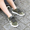 Groene HIP Sneakers H1750 - small