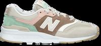 Bruine NEW BALANCE Lage sneakers CW997  - medium