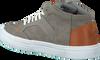 Grijze HUB Sneakers KINGSTON - small