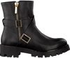 Zwarte TOSCA BLU SHOES Biker boots SF1713S243  - small
