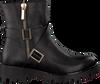 Zwarte TOSCA BLU SHOES Biker boots SF1713S243  - small