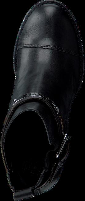 Zwarte GUESS Enkellaarsjes RAFIELA  - large