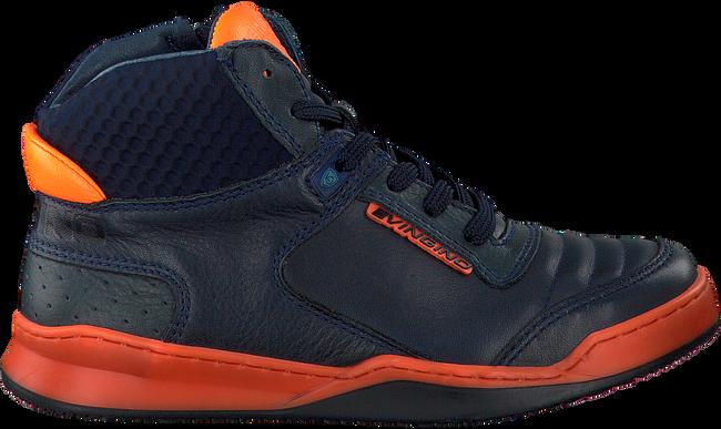 Blauwe VINGINO Sneakers AARON MID  - large