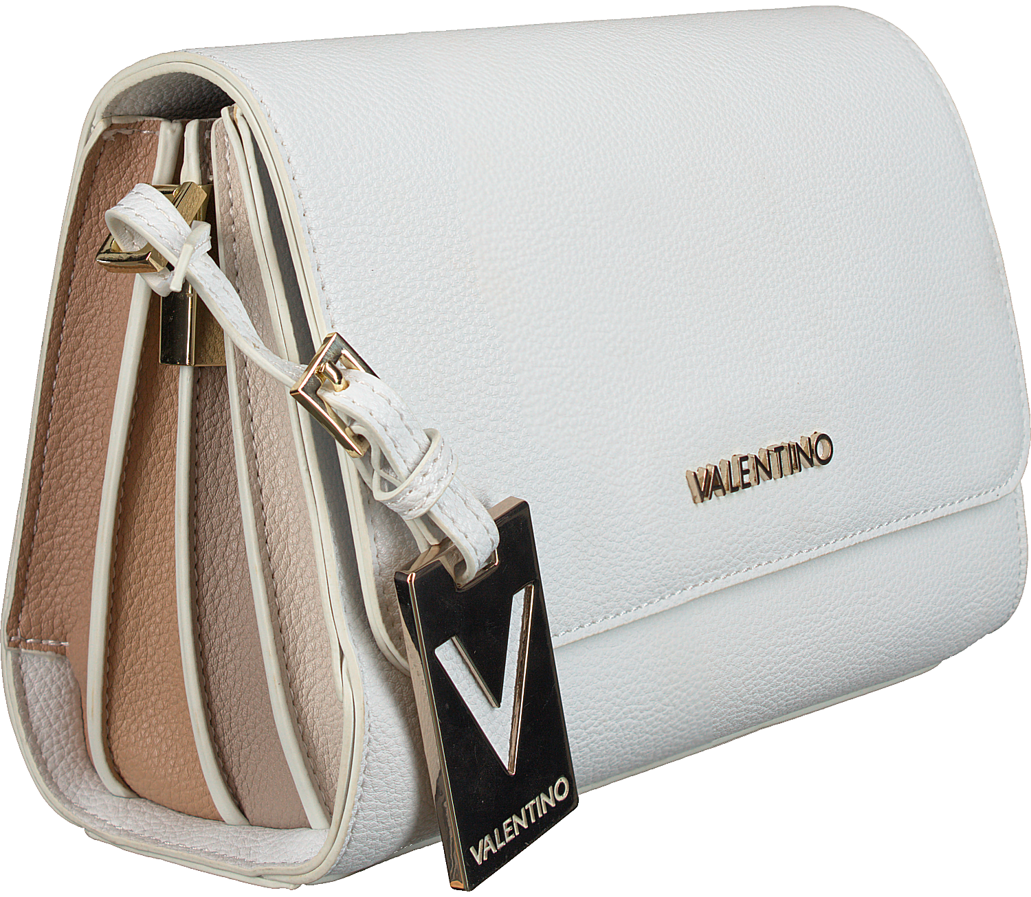 d4113b1dcab Witte VALENTINO HANDBAGS Schoudertas SUMMER MEMENTO SATCHEL. VALENTINO  HANDBAGS. Previous