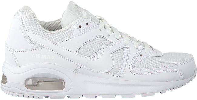 Witte NIKE Sneakers AIR MAX COMMAND FLEX (GS)  - large