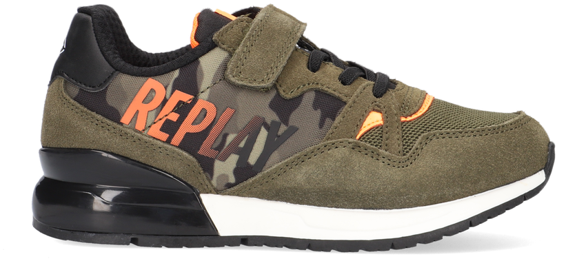 Groene REPLAY Lage sneakers BLAZEN  - larger