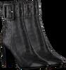 Zwarte LOLA CRUZ Enkellaarsjes 285T78BK  - small