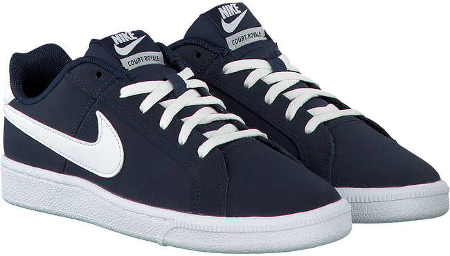 Blauwe NIKE Sneakers COURT ROYALE (GS)  - large