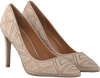 Beige WHAT FOR Pumps SS17WF158  - small