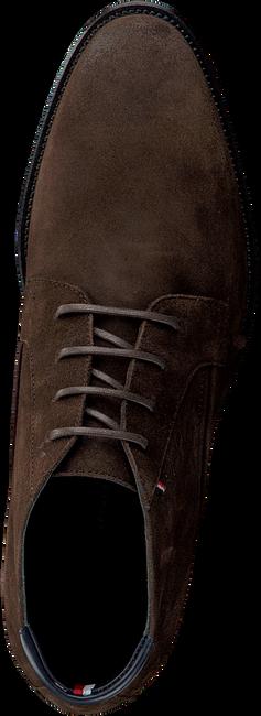 Bruine TOMMY HILFIGER Nette schoenen SIGNATURE HILFIGER BOOT  - large