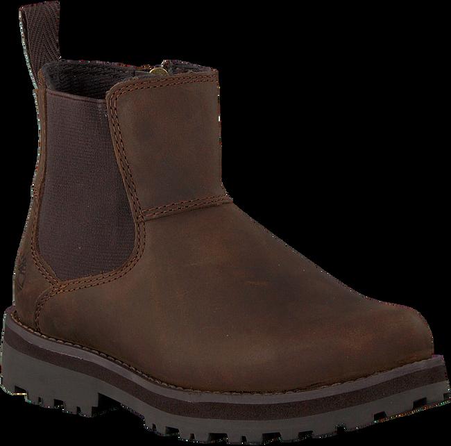 Bruine TIMBERLAND Chelsea boots COURMA KID