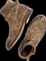Beige CORDWAINER Chelsea boots 21036  - medium