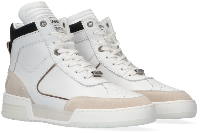 Witte SHABBIES Lage sneakers 102020034 - large