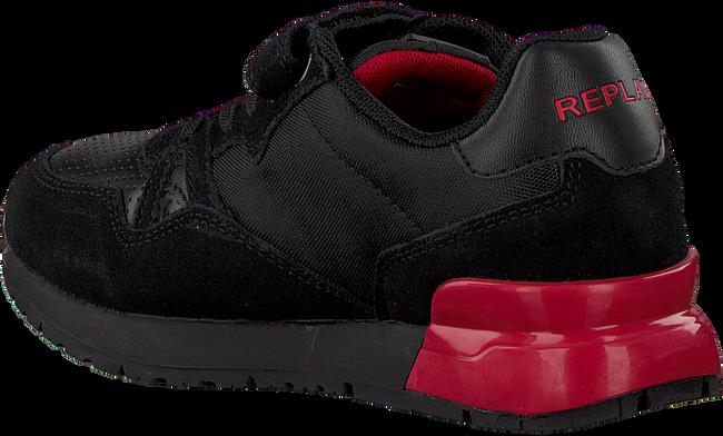 Zwarte REPLAY Lage sneakers SWAT  - large
