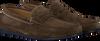 Bruine VAN BOMMEL Loafers VAN BOMMEL 15038 - small