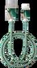 Groene IDEAL OF SWEDEN Telefoonhoesje FASHION CABLE 1M - small