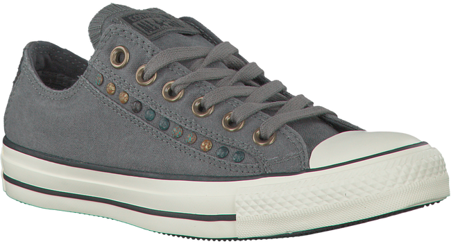 Grijze CONVERSE Sneakers AS OX DAMES  - large
