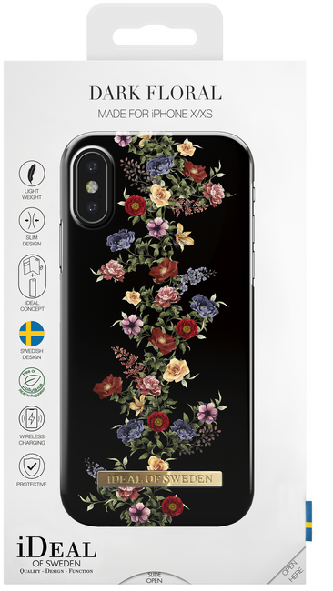 IDEAL OF SWEDEN Telefoonhoesje FASHION CASE IPHONE X/XS - large
