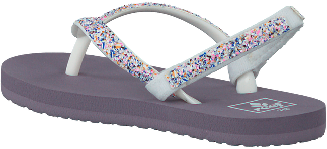 Paarse REEF Slippers LITTLE STARGAZER  - large