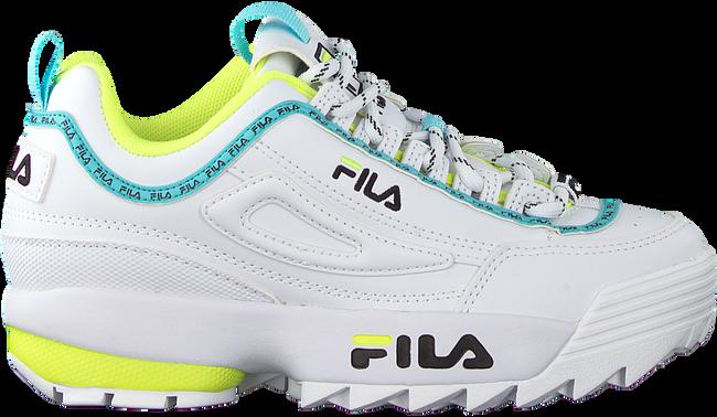 Witte FILA Lage sneakers DISRUPTOR KIDS inigYa9Z