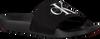 Zwarte CALVIN KLEIN Slippers CHANTAL - small