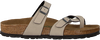 taupe BIRKENSTOCK PAPILLIO Slippers MAYARI PULL UP  - small