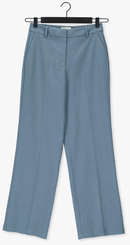 Blauwe MINUS Wijde broek AMBER PANTS - larger