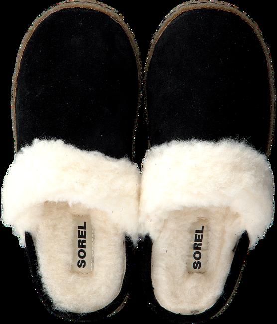 Zwarte SOREL Pantoffels NAKISKA SLIDE  - large