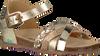 Gouden BUNNIES JR Sandalen BECKY BEACH  - small